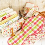 布ナプキンの作り方:材料は身近にあるもので簡単作成!