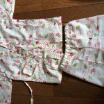 【赤ちゃん甚平の作り方】手ぬぐいでパンツを簡単製作編!