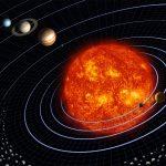 モンテッソーリ:太陽系ウォークで惑星間の距離を体感!