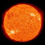 モンテッソーリ:太陽と惑星の大きさの比較をする活動